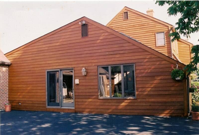 Cedar Siding Maintenance, Restoration, Cleaning & Staining Cedar ...